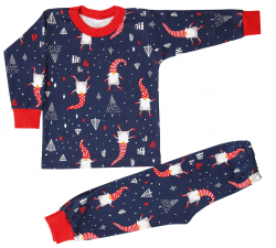 Piżama dziecięca r. 86