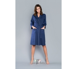 Szlafrok bawełniany Italian Fashion