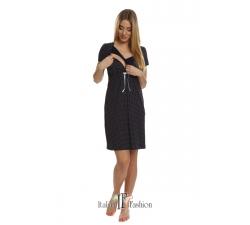 Koszula nocna do karmienia Italian Fashion
