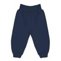Spodnie bawełniane półśpiochy bez stópek