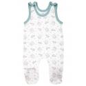 Śpiochy niemowlęce 100% bawełna