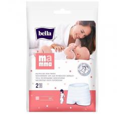 Wielorazowe majtki poporodowe Bella Mamma M/L 2szt