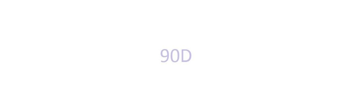 rozmiar 90D